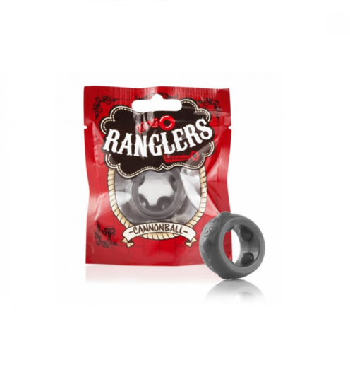 Anillo RingO Ranglers Cannonball – Screaming O
